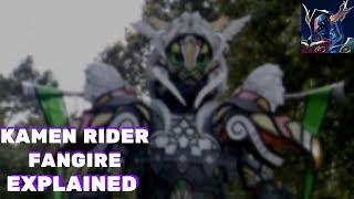 Kamen Rider Kiva: Fangire EXPLAINED ft Specialform12