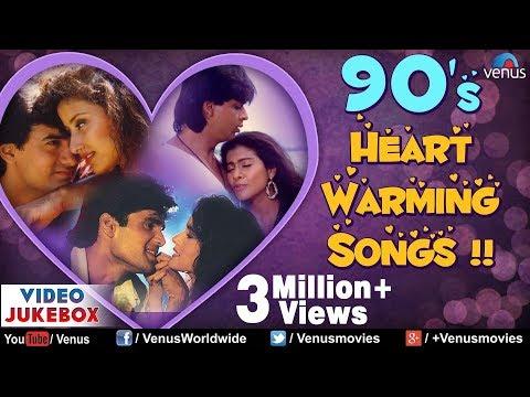 Bollywood 90s Heart Warming Songs : Best Hindi Songs ~  Jukebox