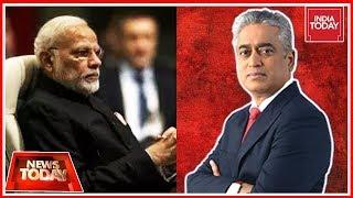 Exit Polls Predict NDA Victory : Is Modi The Big Boss Of Indian Politics? | News Today With Rajdeep
