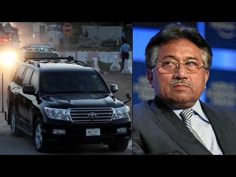 Pervez Musharraf leaves Pakistan after travel ban lifted