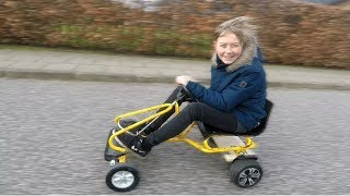How To Make An Electric Go Kart Easy