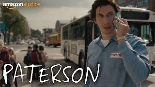 Paterson – Official US Trailer | Amazon Studios