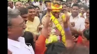 Newly Joined TDP Leader Raghurama Krushnam Raju First Visit In Palakollu