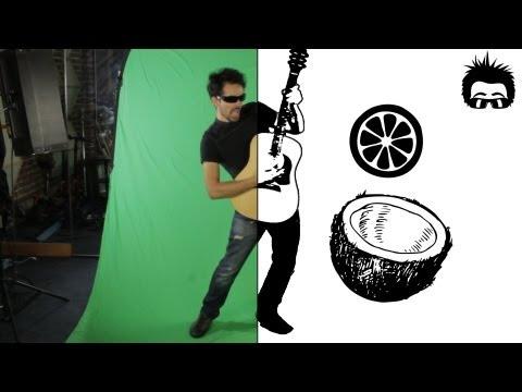Lime and Coconut – Optical Illusion – Joe Penna