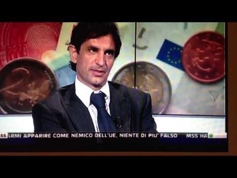 SkyTg24 Economia (18/06/13) – Francesco Grillo ospite in studio – pt.3