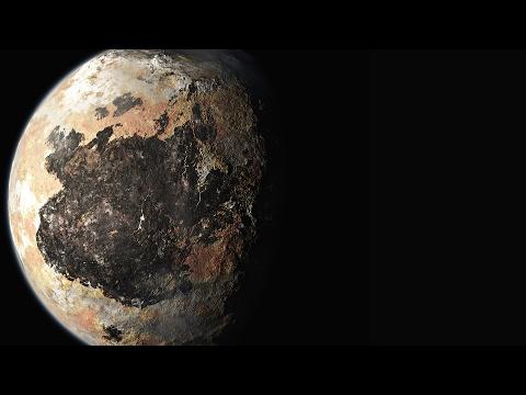 ПЕРВАЯ ВСТРЕЧА! Плутон  Discovery