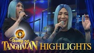 Tawag ng Tanghalan: Vice Ganda wants to know how to sing from the chest