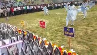 Feni city girl's high school display 2018 (26 march)
