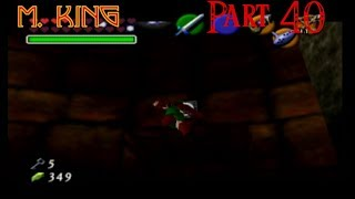 Let's play The Legend of Zelda: Ocarina of Time Part 40: Let's Get This Crap Done!