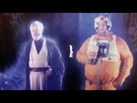 Star Wars Blu-Ray Changes - New Scenes! More Porkins!