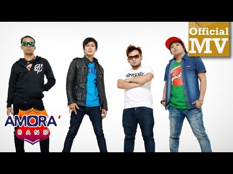 Amora Band - Diguna guna cinta (Official Music Video 720 HD)...