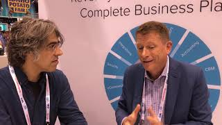 Restaurant Technology News   Two Minute Chat   Chris Lybeer