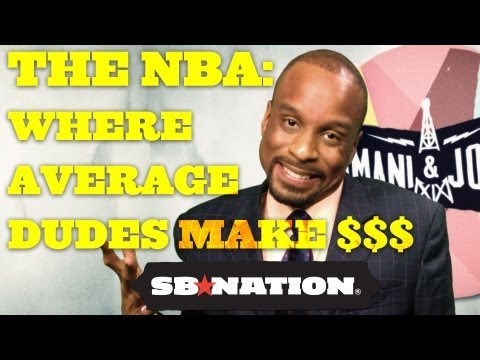 NBA Free Agency: Max Deals For Mediocre Talent - Bomani & Jones, Episode 30