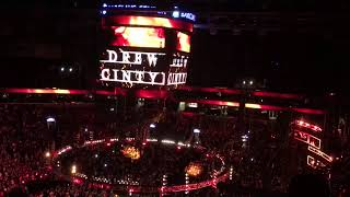 NXT Takeover Drew McIntyre entrance