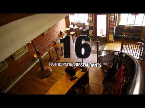 Ogden Restaurant Week 2014