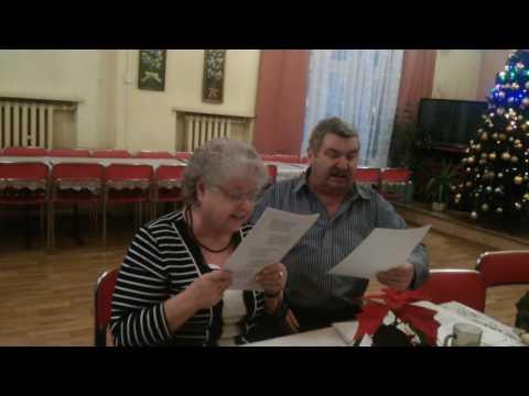 Rozśpiewany Klub Seniora Przy Ul. Sienkiewicza W Radomiu