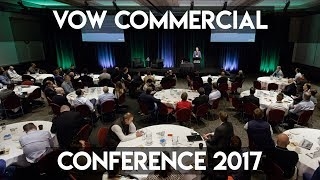 Vow Commercial Conference 2017 - Imagine Experiences