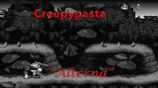 """Creepypasta Donkey Kong Country: """"Alterna"""""""