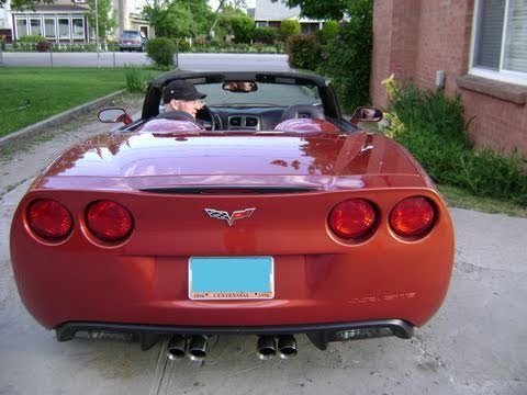 How to change the fuel sending unit on your Corvette! With briansmobile1 Code P2068