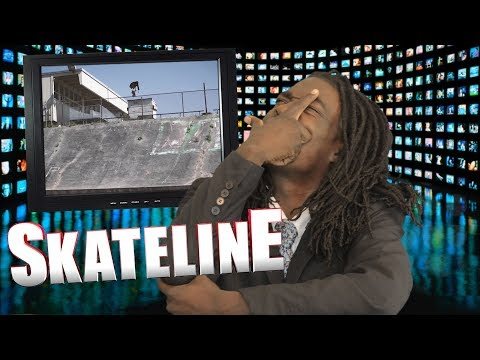 SKATELINE - Mark Suciu, Corey Duffel, Gustav Tonnesen, Lizard King, Ellington Off Supra & More