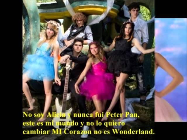 Eme 15 - Wonderland (Letra,Video,fotos) Miss Xv