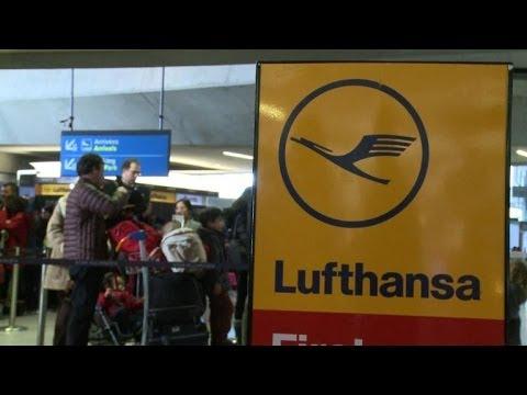 Lufthansa Paris flights to resume after wildcat strike