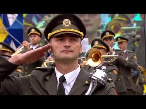 Военный парад. Киев 2016   Украина сегодня