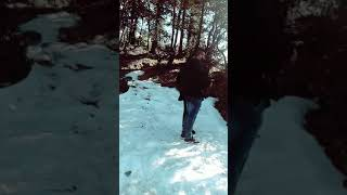 Manali beautiful place snow  subscribe my channel for more videos