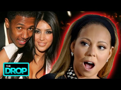 Mariah Carey & Nick Cannon Divorce Over Kim Kardashian?! - ADD Presents: The Drop