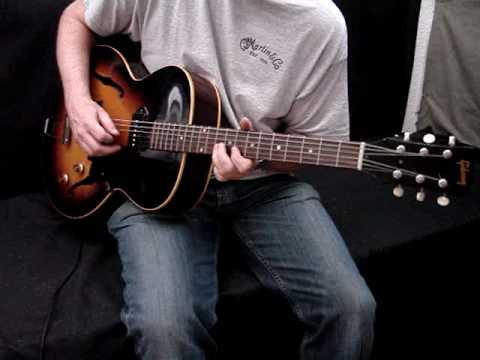 Gibson Hollow Body Jazz Guitars Box Hollow Body Guitar