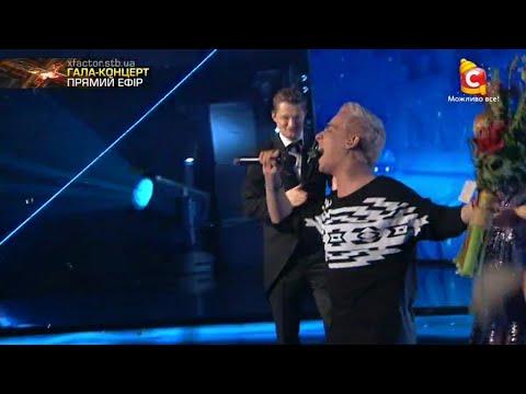 Костя Бочаров - Победитель шестого сезона -  'In The Shadows' (The Rasmus) «Х-фактор-6»