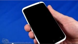 HTC One X unboxing and first impressions