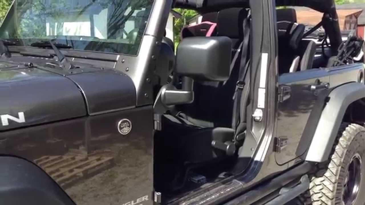 Aftermarket Dietech Offroad Jeep Jk Relocation Brackets