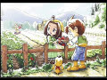 Harvest moon: back to nature- spring theme - youtube