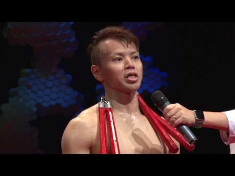 Possibilities of Nunchaku | HIROKI The Masked Ninja | TEDxSapporo