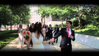Full Wedding of Ilyaz and Saltanat in Chicago by Next Kg Steps. Amazing wedding