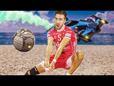 THE MOST ANTICIPATED ROCKET LEAGUE VOLLEYBALL MATCH OF YEAR