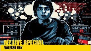 MovieZone Live Speciál: Válečné hry