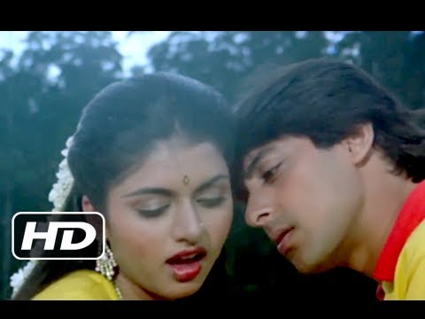 Dil Deewana -  Maine Pyar Kiya - Salman Khan & Bhagyashree - Classic Romantic Song - Old Hindi Songs video
