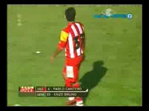 San Martín de Tucumán 3 - 1 River Plate | Primer Tiempo