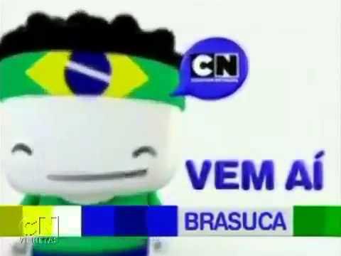 Cartoon Network Brasil Vem A Brasuca Era Toonix