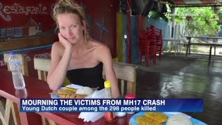 Remembering the MH17 victims