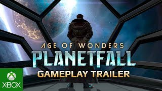 Age of Wonders: Planetfall - Gameplay Trailer