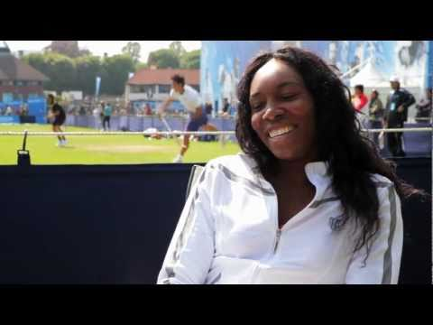 Venus Williams: I'm Here To Win