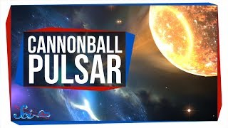 Spotted: One of the Fastest Pulsars Ever Seen | SciShow News