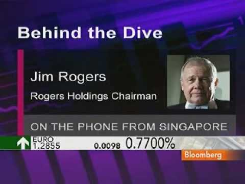 Jim Rogers on Greece Bailout, Yuan, Stocks (Bloomberg Interview 5/9/10)