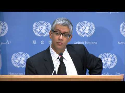 UN No Comments on Pushing South Sudan to Take Troops from Morocco, Non-AU Due to Western Sahara