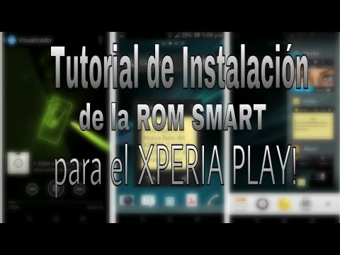 ROM SMART (XPERIA Z) para XPERIA PLAY [Tutorial de Instalación] Boot Loader Desbloqueado