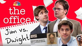 Spontaneous Pranks That Drove Dwight Insane - The Office (Mashup)