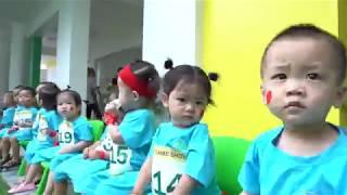 SPRING 1 + 2 (Sasuke Game Show 2018 - Happy Kids Kindergarten)